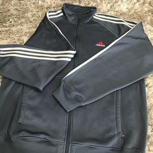 Adidas Grey Jacket SIZE 42/44 EUR